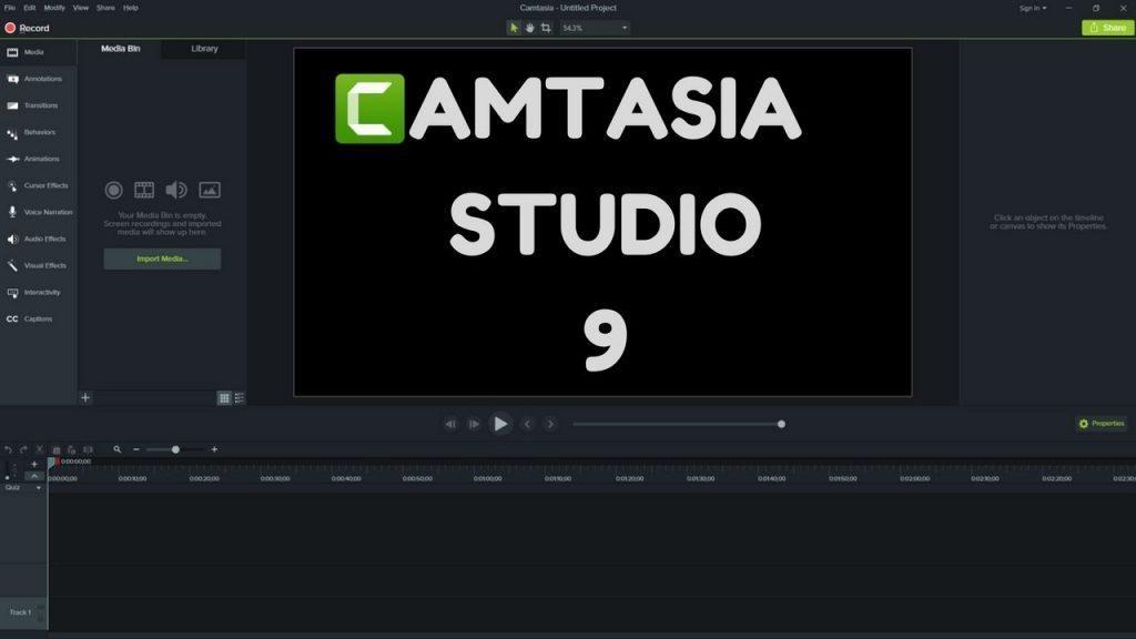 Camtasia Studio là gì