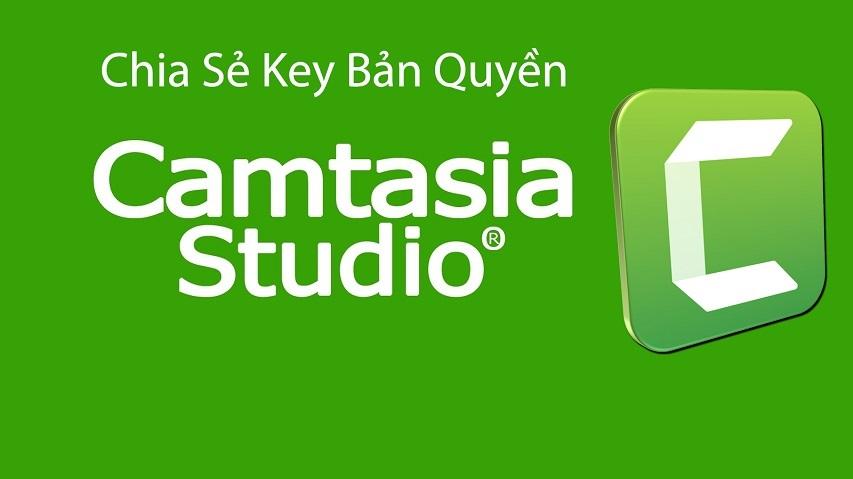 Chia Sẻ Key Bản Quyền Camtasia Studio