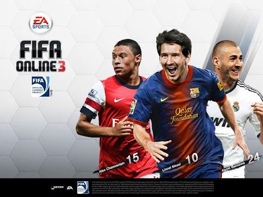 danh sách cầu thủ giới hạn fifa online 3 mới nhất