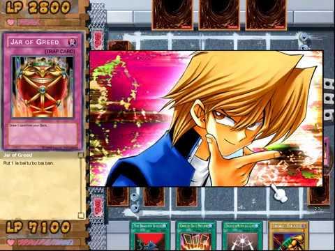 Chơi game vua trò chơi yu-gi-oh 4