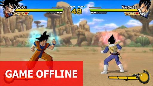 Game offline 7 viên ngọc rồng sức mạnh siêu Saiyan 2