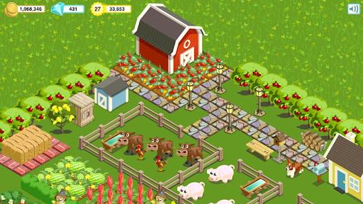 Tải game nông trại vui vẻ về máy vi tính
