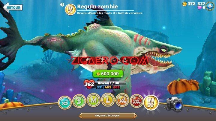 Hungry Shark World Hack 4