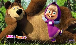 Cô bé siêu quậy và chú gấu xiếc tập cuối 1