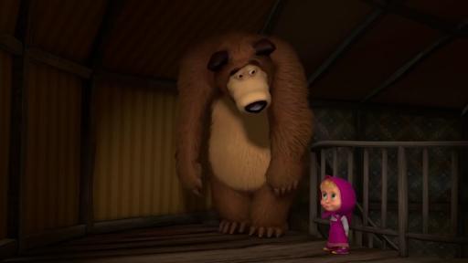 Cô bé siêu quậy và chú gấu xiếc tập 2 4